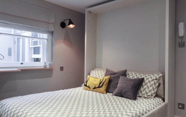 A cosy place to call home in central London is assured at Baker Street Apartments!