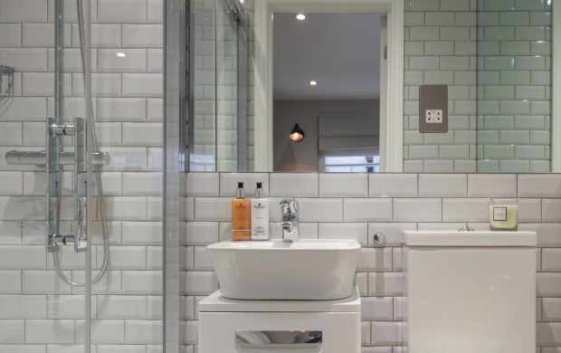 The finish of our bathrooms is just an example of the high quality design that flows throughout our studios